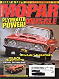 img - for Mopar Muscle November 2003 Magazine REBUILDING A HEATER BOX ASSEMBLY Installing A Trunk Floor CARVING EDELBROCK'S BIG-BLOCK HEADS A 1972 Duster Owned, Sold,, And Reacquired book / textbook / text book