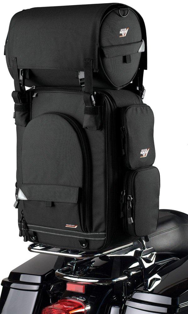 Nelson-Rigg CTB-950 RiggPak Black King Tourer Luggage/Seat Bag