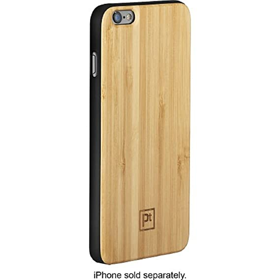 big sale d3c46 5f75c Platinum - Premium Wood Case for Apple Iphone 6 Plus - Bamboo