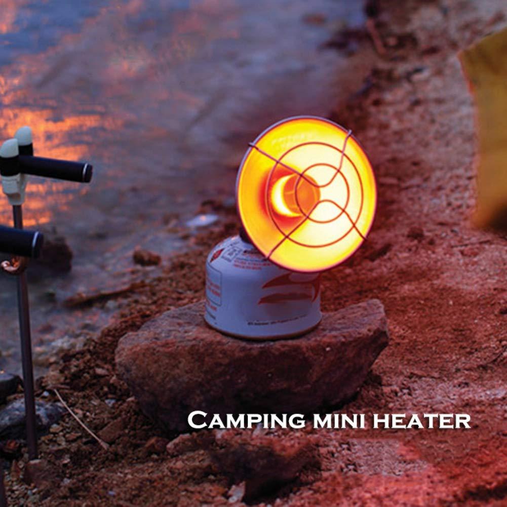 Tseria Po/êle de pique-nique chauffant pour r/échaud de camping
