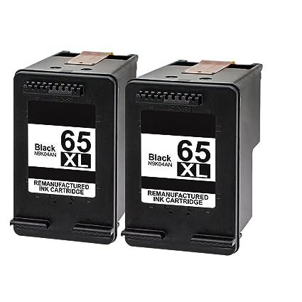 ouguan - Cartucho de tinta para impresora HP Deskjet 3755,65 ...