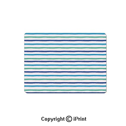 Amazon com : Large Gaming Mouse Pad Brushstroke Lines