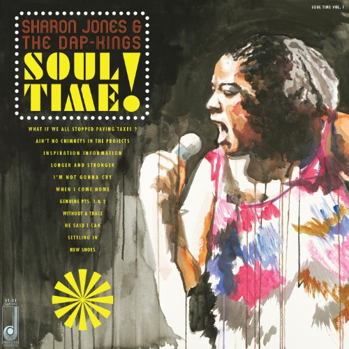 Amazon.com: It's a Holiday Soul Party: Sharon Jones & The Dap ...