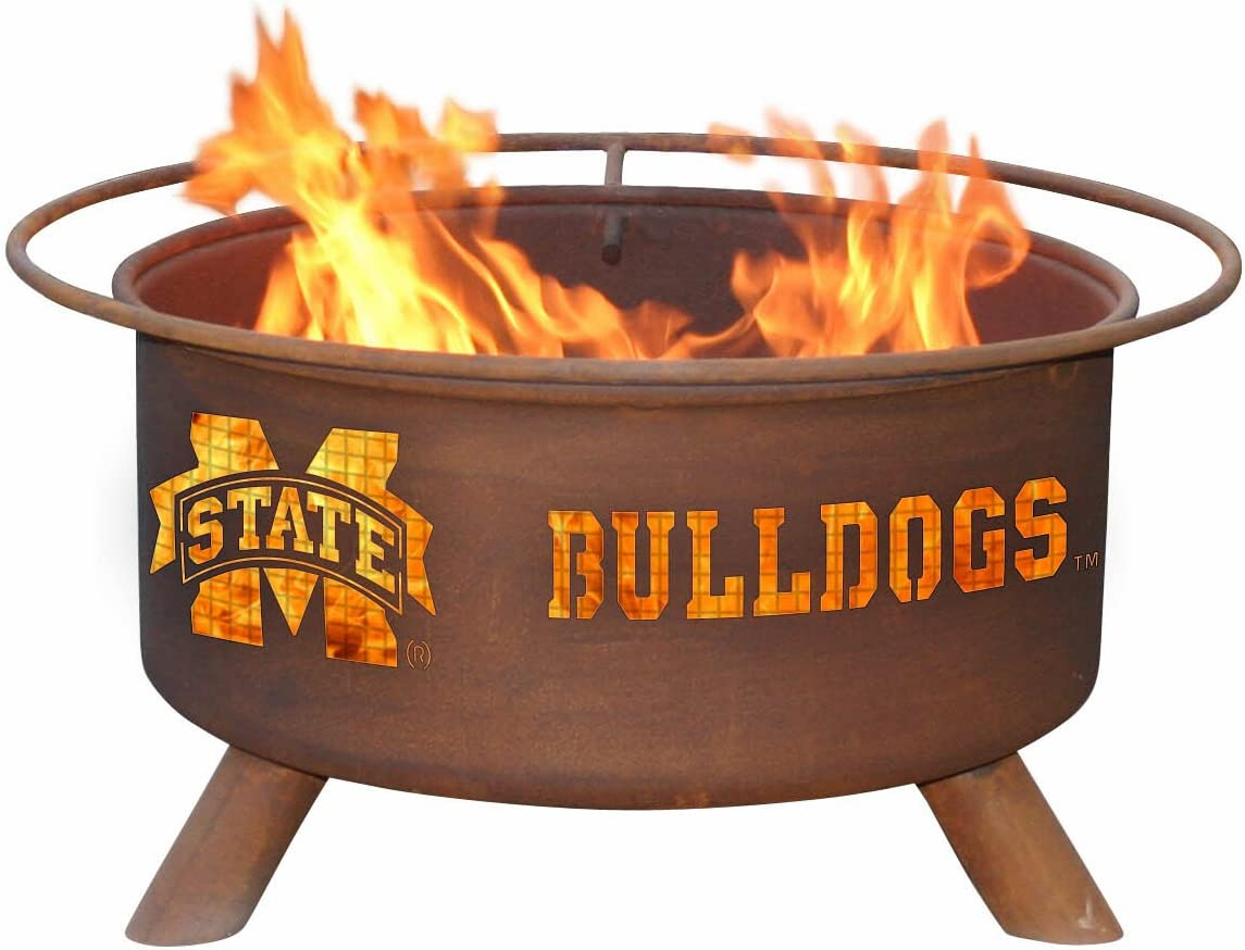 Patina Products F246 Mississippi State Fire Pit