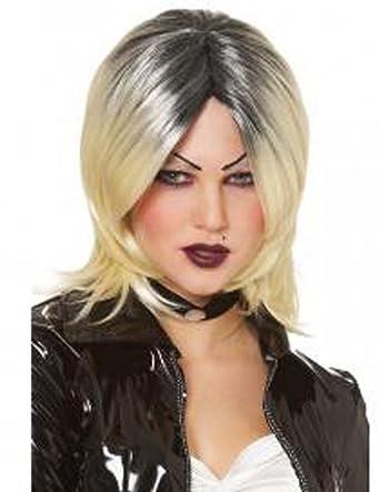 Amazon Com Bride Of Chucky Wig Costume Accessory Clothing