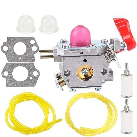 Leopop 545081857 C1U-W43 carburador para soplador de Hojas ...