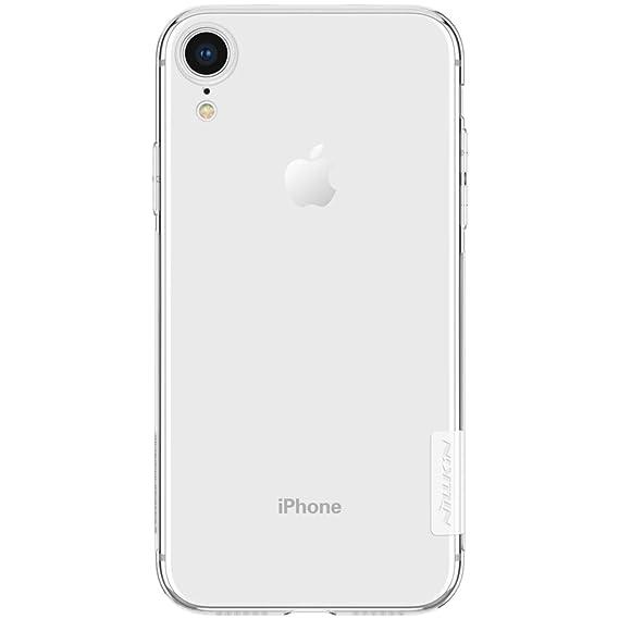 nillkin iphone xr  : Nillkin Case for iPhone XR Nature Series Clear Soft TPU ...