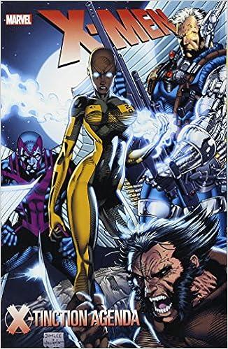 Amazon.com: X-Men: X-Tinction Agenda (New Printing ...
