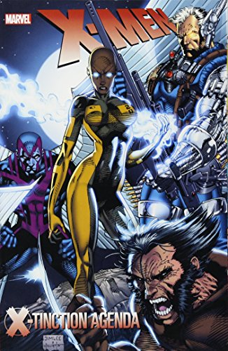 X-Men: X-Tinction Agenda (New Printing) (Best Genesis Games List)