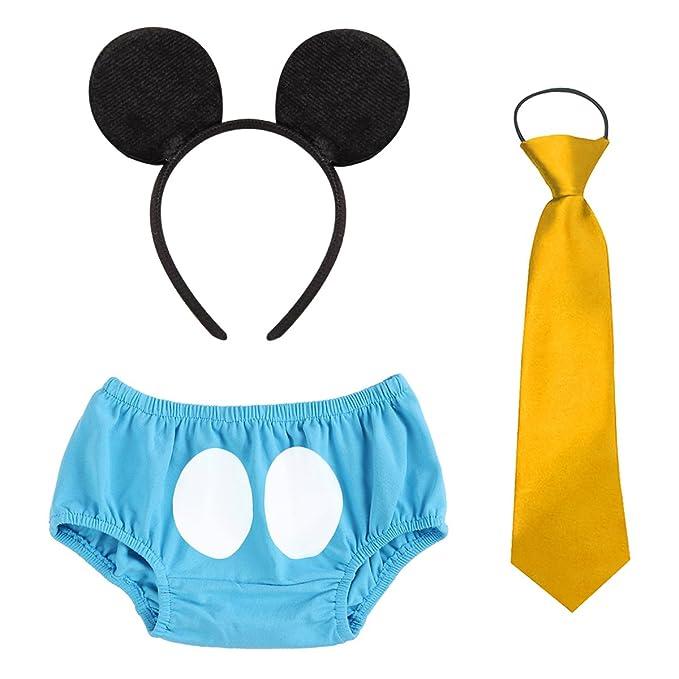 Amazon.com: Juego de 3 piezas de disfraz de fiesta de ...