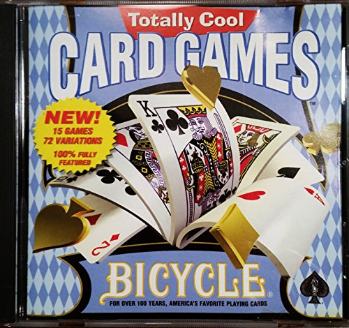Bicycle – Totally Cool Card Games