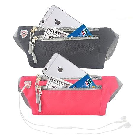Fuchsia Scorpion Sport Waist Bag Fanny Pack Adjustable For Hike