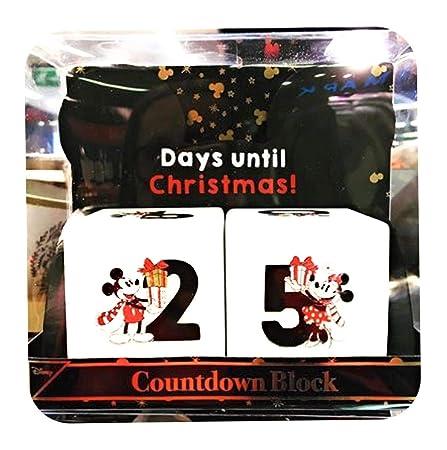 Primark Disney Christmas Countdown Block Mickey Mouse Minnie