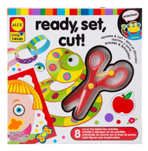 Alex Discover Ready, Set, Cut Alex Toys Ready Set