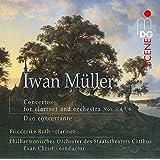Concertos pour Clarinette/Duo Concertant