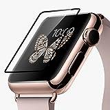 HOCO Apple Watch Series 3 / 2 / 1 フィルム アップルウォッチ  液晶シールド  保護フィルム 9H硬度 0.1mm 飛散防止処理 気泡防止 高光沢 耐衝撃 38mm