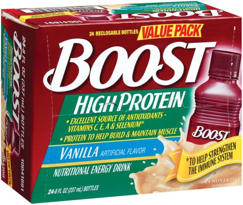 Boost High Protein Energy Drink 8 Oz
