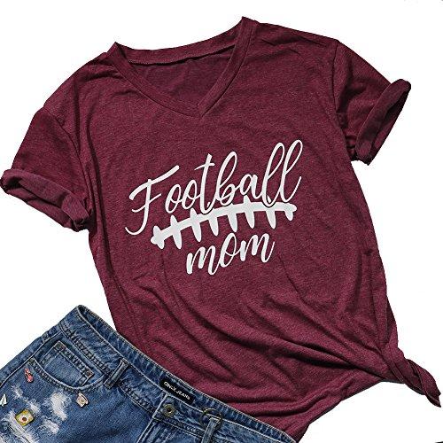 DUTUT Womens Football T Shirt Summer product image