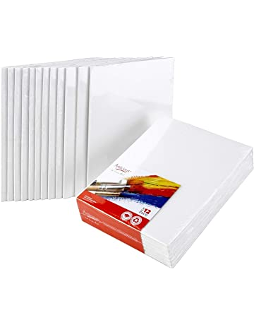 8248374e52c20 Artlicious Canvas Panels 12 Pack - 8
