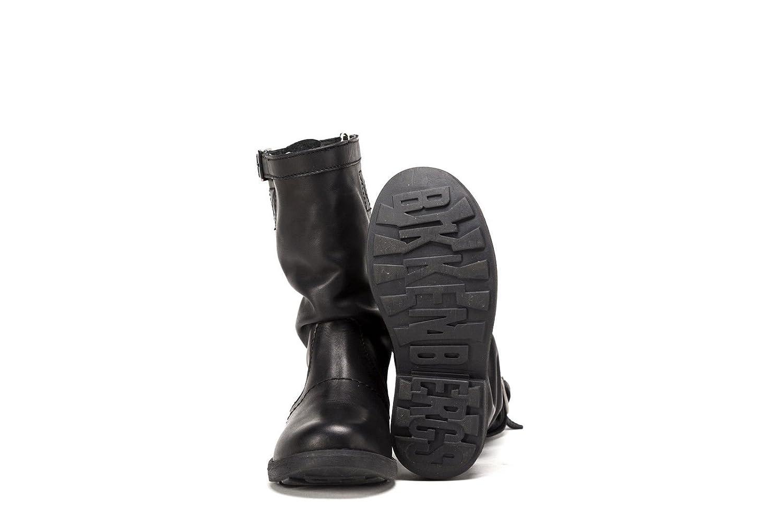 BIKKEMBERGS, Damen Stiefel Stiefel Stiefel & Stiefeletten schwarz schwarz 0c46c4