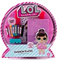 L.O.L. Surprise Fashion Plates by Horizon Group USA