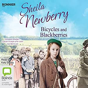 Bicycles and Blackberries Audiobook