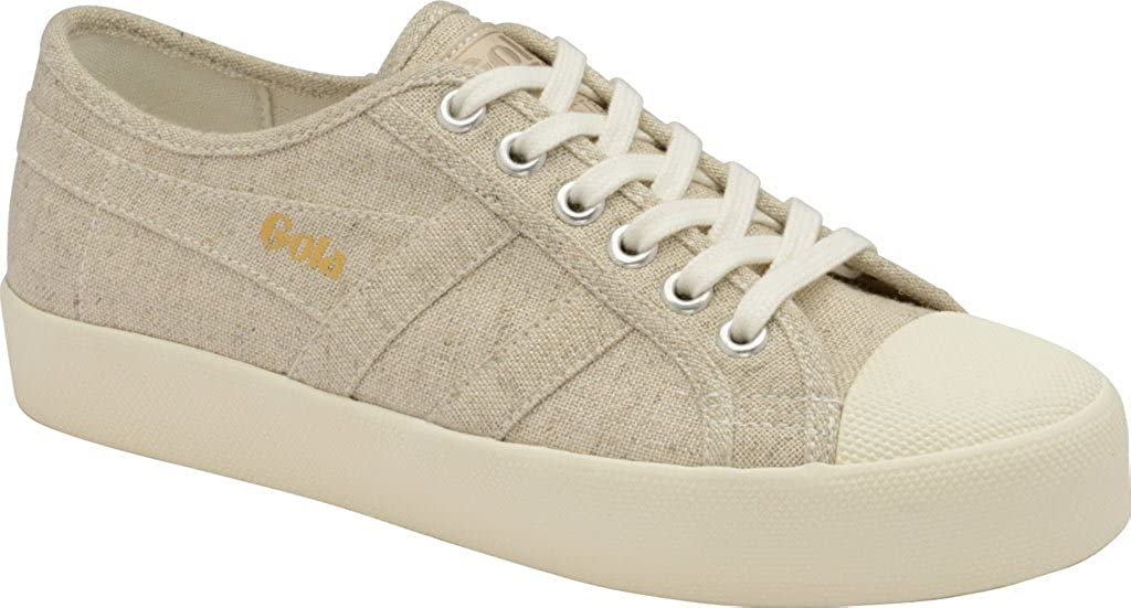 Gola, Weiß Damen Sneaker  Oatmeal/Off Weiß Gola, b68761