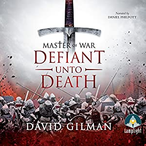 Master of War: Defiant unto Death, Book 2 Audiobook