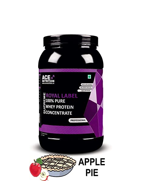 whey 100 apple pie