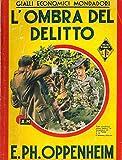 img - for L   ombra del delitto. book / textbook / text book
