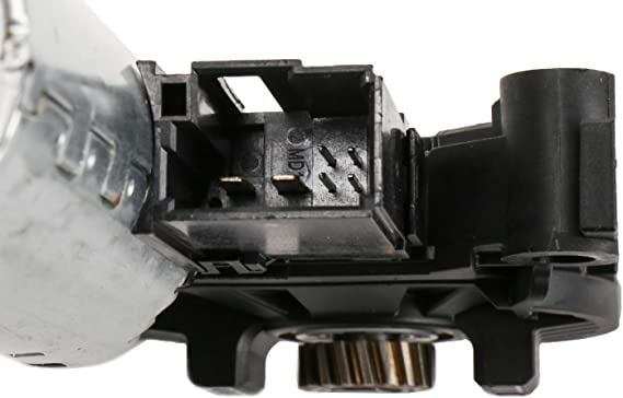 ACDelco 84280080 GM Original Equipment Rear Sunroof Sunshade Motor with Control Module