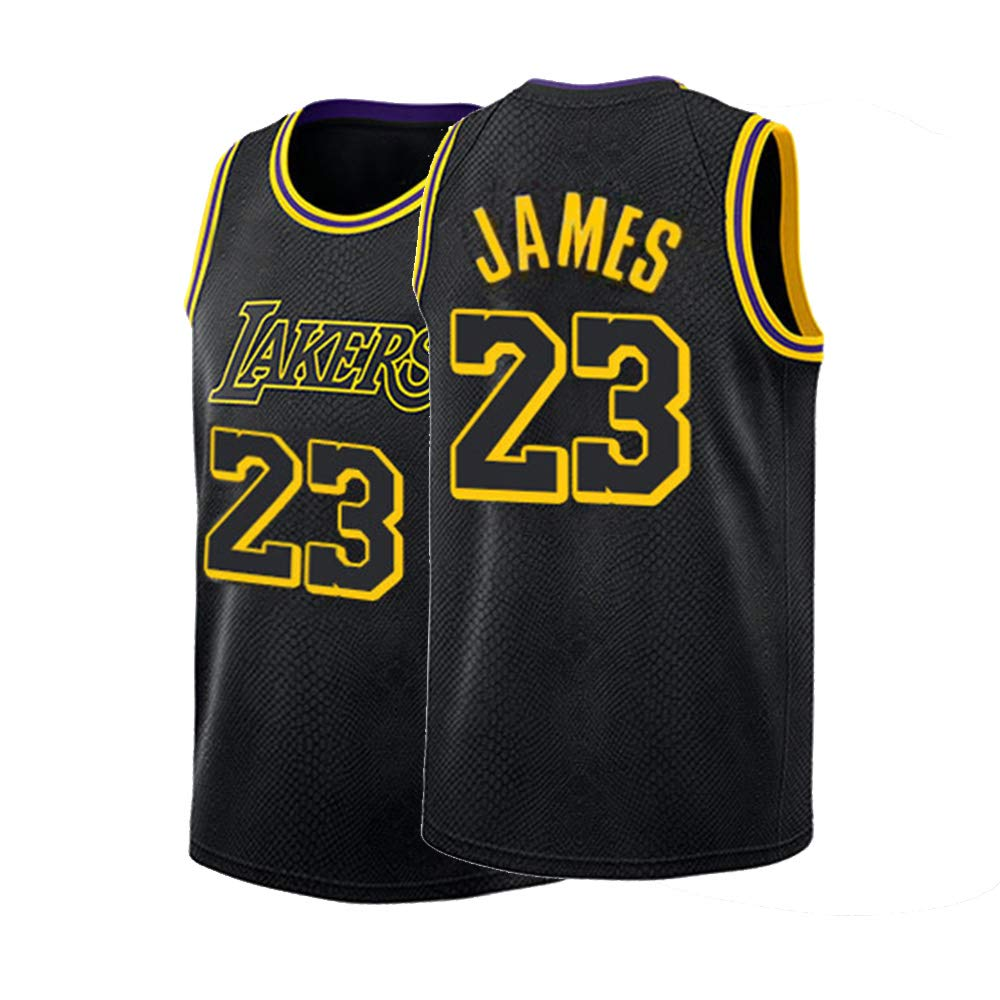 low priced a9311 12b70 Amazon.com : Fyhjfn Youth Los Angeles James Jersey Boys ...