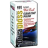 Duragloss 111 Automotive Clear Coat Polish - 8 oz.
