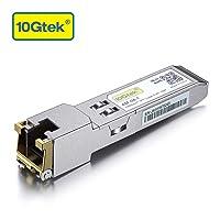 1.25G SFP-T, 1000BASE-T Copper SFP, SFP to RJ45 SFP, for Cisco GLC-T/SFP-GE-T, Meraki MA-SFP-1GB-TX, Ubiquiti UF-RJ45-1G, D-Link, Supermicro, Netgear, TP-Link, Broadcom and More.