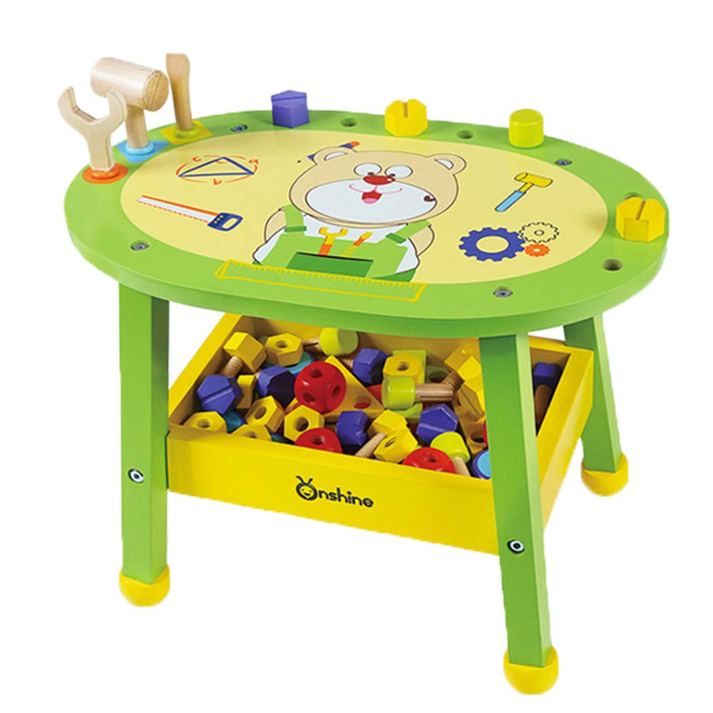 【お買い得!】 子供のおもちゃ、木模型修理ツールキット、教育玩具 ナットブロック ナットブロック おもちゃ(3歳以上) B07KCPH245, 伊江村:430912f2 --- a0267596.xsph.ru