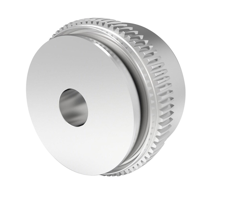 Lovejoy 69790435020 Steel HercuFlex FXL Series 35020 FXL 2 Hub 7//8 Bore 2.44 Length Through Bore 3.75 OD 39000 Inch Pounds Item Torque 3//16 x 3//32 Keyway
