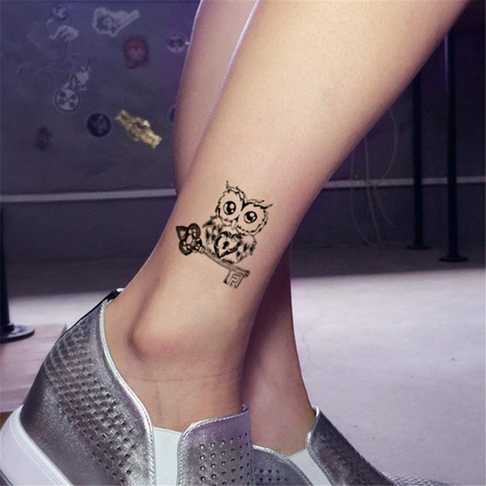 JZTRADING Adhesivos para Tatuajes temporales, Arte Corporal, Mano ...