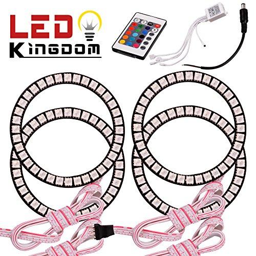Led Light Rings Headlights - 2