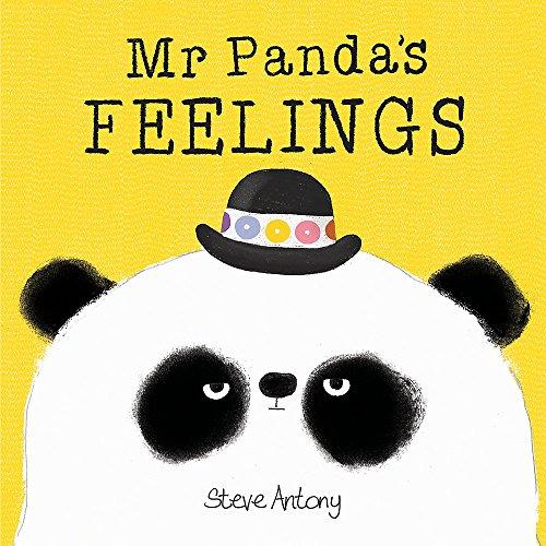 Mr Panda's Feelings Board Book (Mr Panda)
