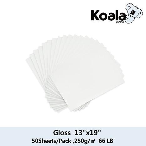 Review Koala Inkjet Glossy RC