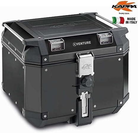 Valise Top Case Moto Top Case MONOKEY Lt 52/kgr52/N Garda Black Line