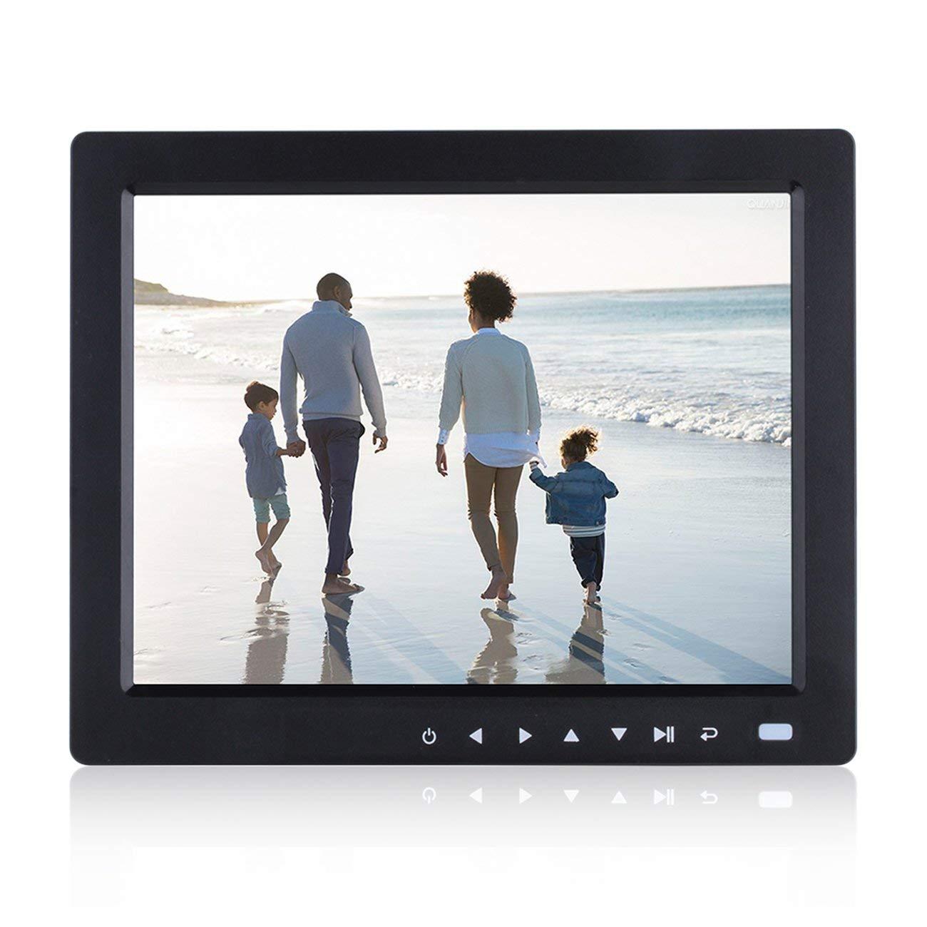 10 pulgadas Marco de HD TFT LCD digital de Fotos Álbum de Fotos Música Reproductor de vídeo