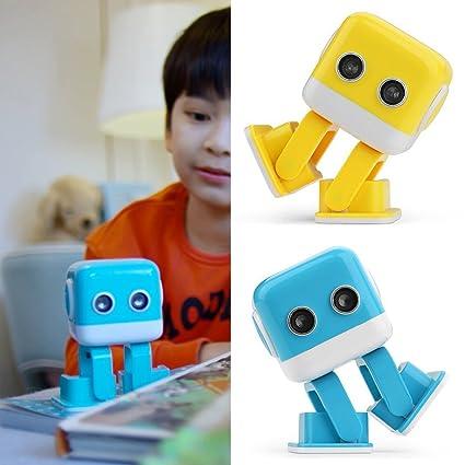 Rc F9 - Robot inteligente de alta tecnología para la educación preescolar, juguetes para niños