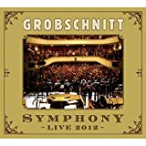Symphony Live 2012 by Grobschnitt (2013-08-03)