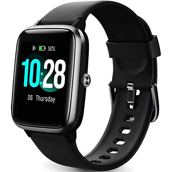Reloj Inteligente Mujer,Smartwatch Hombre Impermeable IP68 Pulsera ...