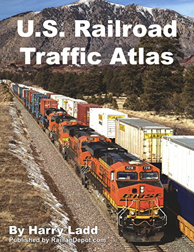 U.S. Railroad Traffic Atlas