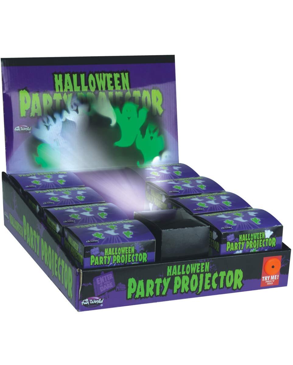Horror-Shop Fantasmas En El Proyector De La Fiesta De Halloween ...
