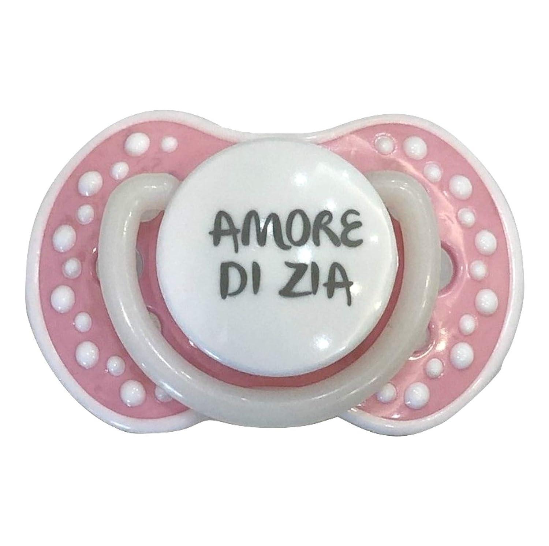 Chupete Chupete ROSA PINK personalizado con frase Amor de ...