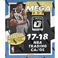 $59 » 2017/18 Panini Donruss OPTIC NBA Basketball HUGE EXCLUSIVE Factory Sealed MEGA Box with…