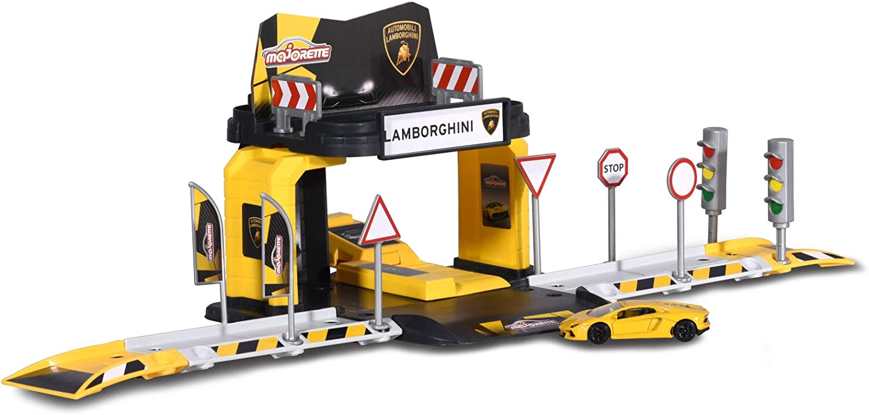 Auto Majorette 212050024 Creatix Lamborghini Showroom 1 Spielgarage inkl